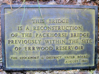 Bridge sign history